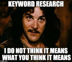 SEO Meme - PPC - Meme keyword research - PPC & SEO consultant